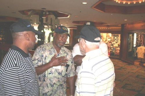 DORSEY WEEKS-WILLIE EVANS-ART MONTGOMERY