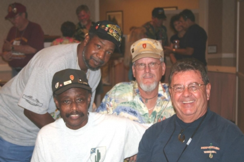 EASY-RAY BURNS-JERRY HEADLEY-GARY HUBER