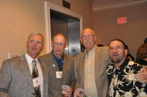 PAT COVIELLO-BILL LUPON-MIKE OSHAUGHNESSY-ED SMITH