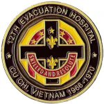 12th Evac Hospital Patch