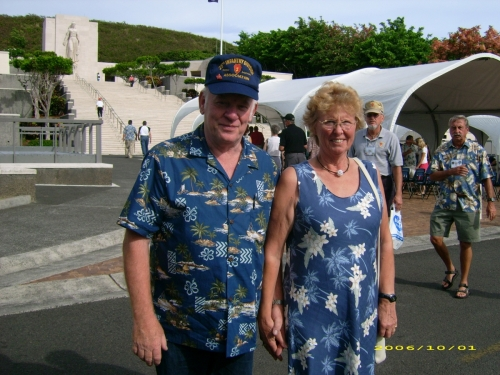 Alfred & Christa Hohmann