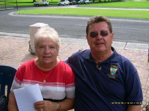 Jerry Headley & Fran Wolfe