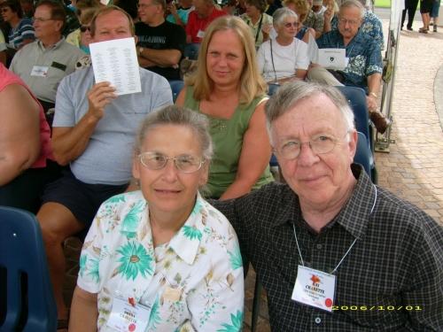 Ray & Donna Charette