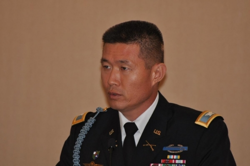 COL RICHARD KIM