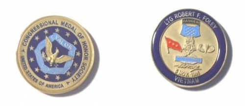 FOLEY COIN