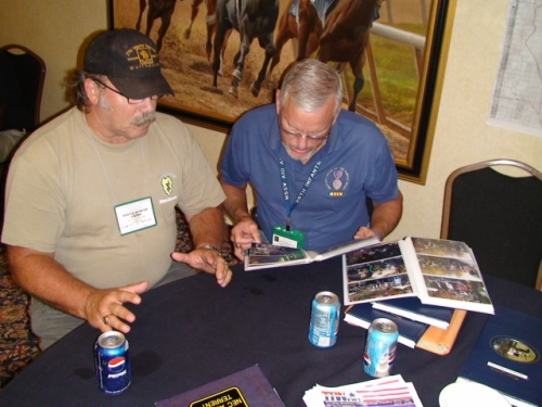 ROGER CATES ND GARY HUBER