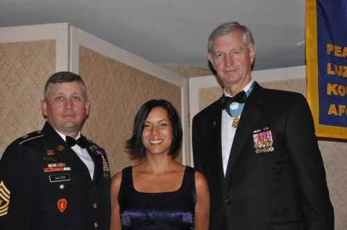 THE SGM SALTERS AND LTG FOLEY